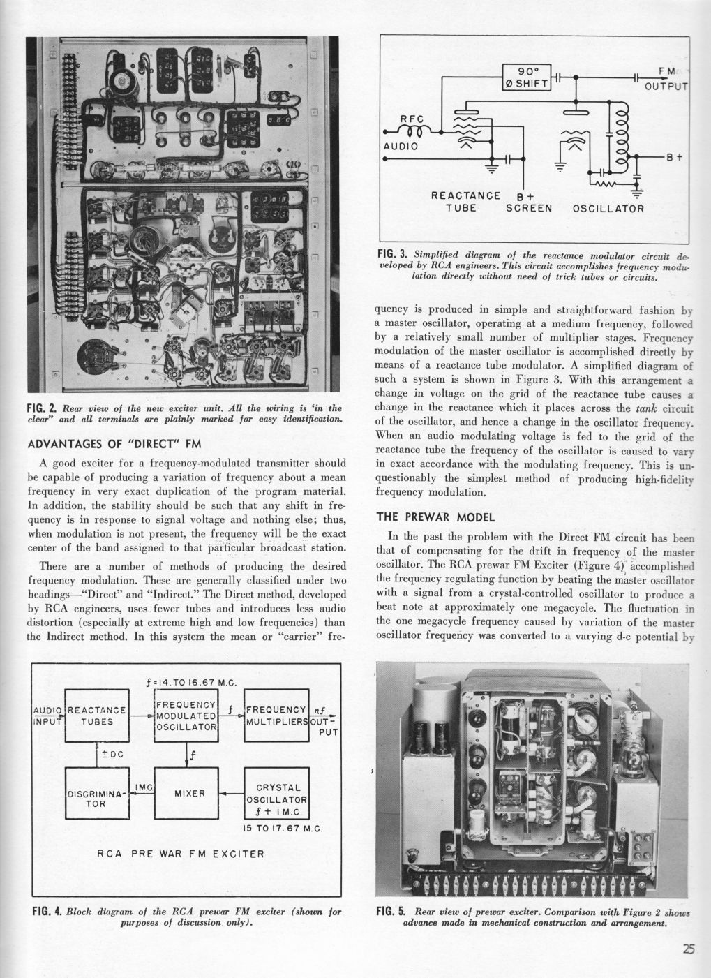 RCA MI-7015 Direct FM Exciter, page 2
