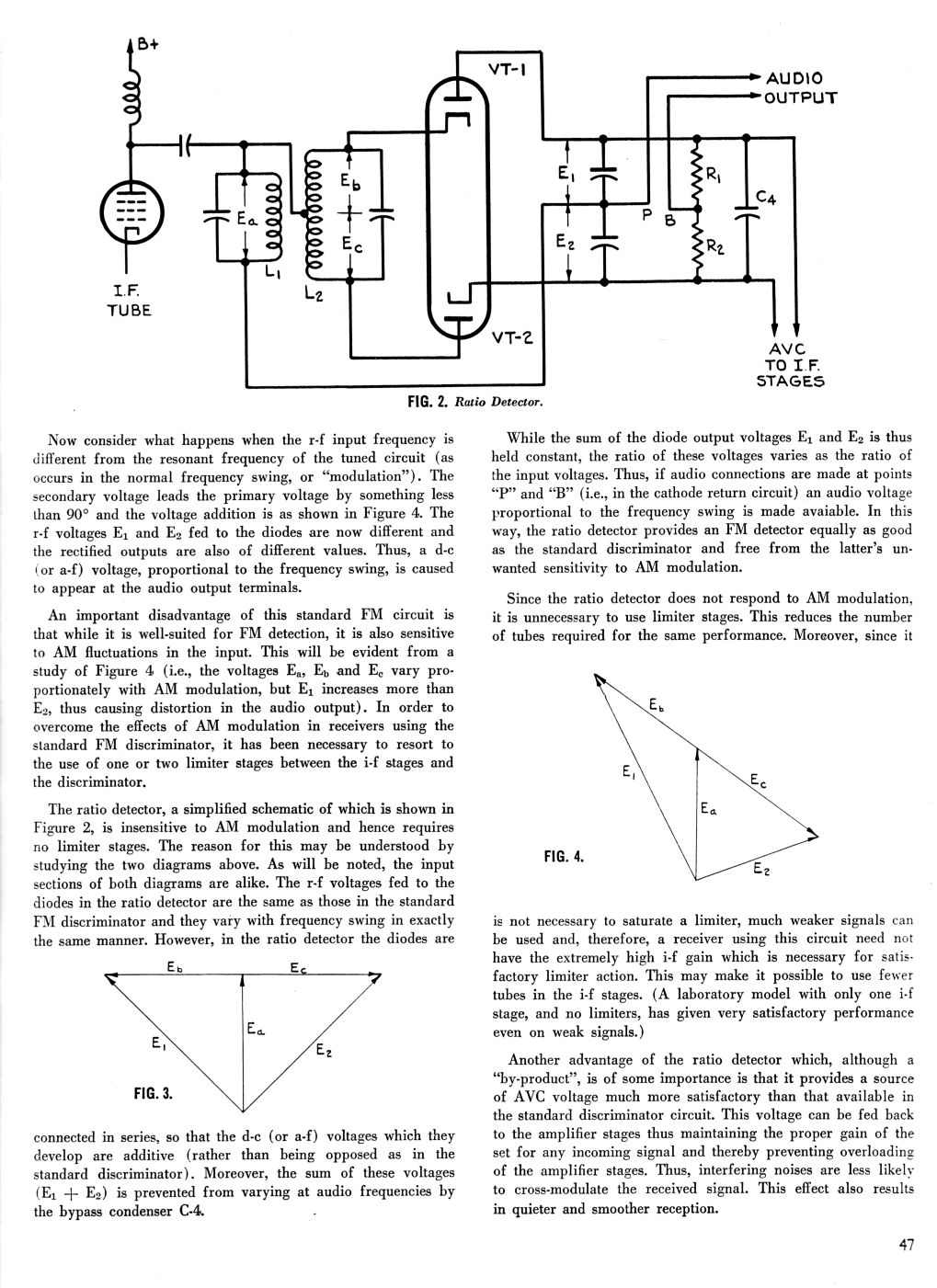 Ratio Detector Simplifies FM Receiver Design, page 2