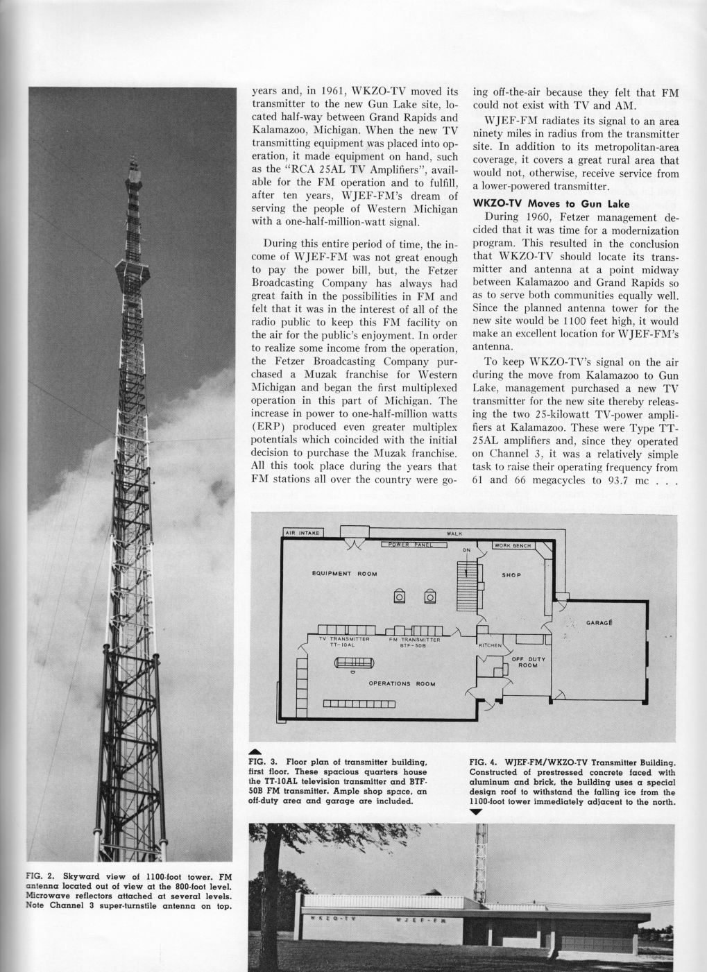 WJEF-FM...Stereo Half-Million-Watts, page 2