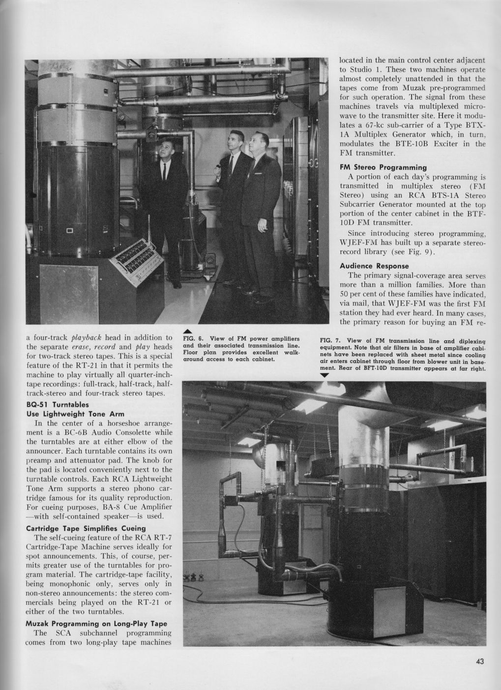 WJEF-FM...Stereo Half-Million-Watts, page 4