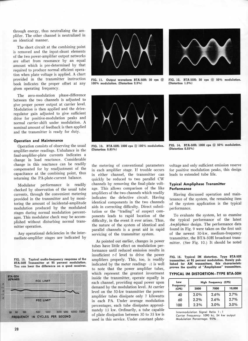 Ampliphase ... For Economical Super-Power AM Transmitters, page 5