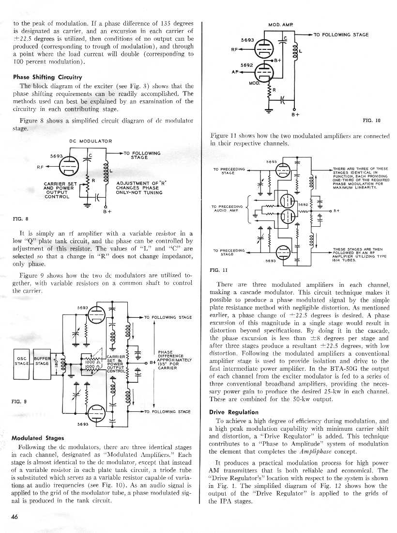 Principles of Operation of the Ampliphase Transmitter, page 3