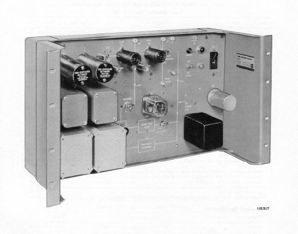 picture of BTS-1A FM Stereo Generator