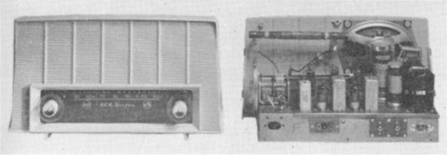 Photo of RCA AM Stereo Receiver